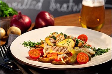 Finnair Business Class meal on intercontinental long-haul flights.
