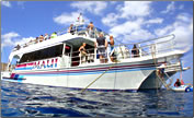 Pride of Maui Tour boat.