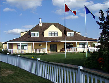Rosebud Country Inn, Rosebud Alberta.