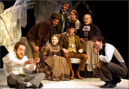 Rosebud, Alberta professional theatre productions range from familiar musicals to international dramas.