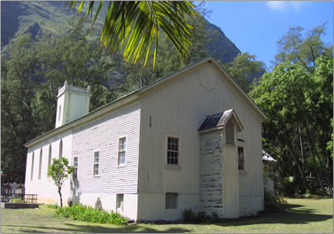 Father Damien sainthood for Kalaupapa Leprosy work on Molokai.