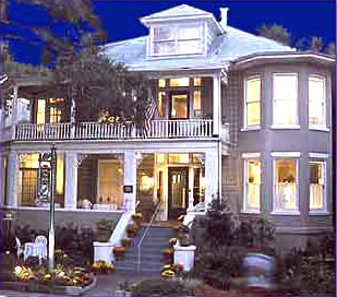 Northeast Florida's Amelia Island and St Augustine showcase dozens of antique-furnished bed and breakfast accommodations, Southern Wind Inn, St Augustine.