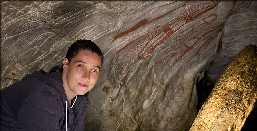 In France, Spain and Portugal, time travel back with paleoanthropologist, Genevieve von Petzinger, to Europe's prehistory with this article about Ice Age cave art you can visit.