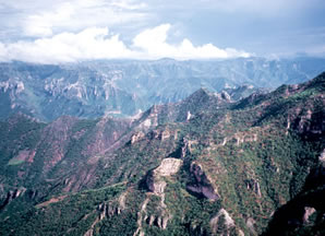 Copper Canyon makes an ideal Mexican holiday by rail travel.