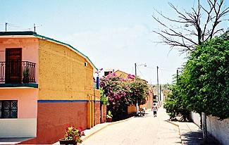 Mexican holidays in El Quelite, Mexico.