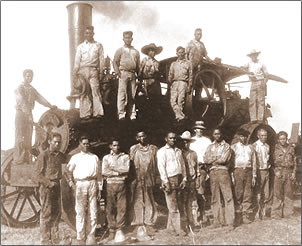 Immigrant workers on sugar cane plantations came from many cultures and countries.