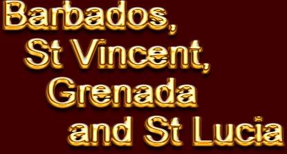 Barbados, St Vincent, Grenada and St Lucia: Caribbean botanical gardens photos.
