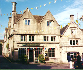 Explore nature and England's history on a walking tour of the Cotswold region, England's cultural history.