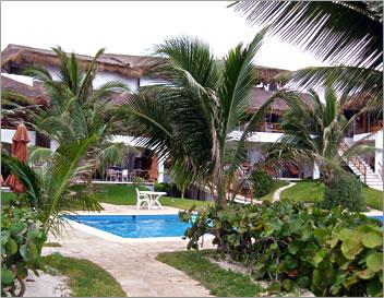 Villas Akumal, Mexico's Riviera Maya, Quintana Roo coast.