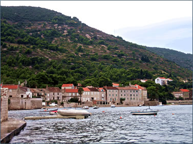 Alison Gardner describes how a guide from Croatia's Island of Vis shares his home territory.