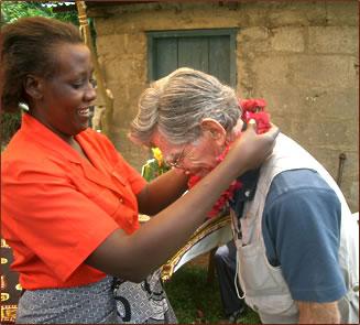 Global Service Corps volunteer vacation in Tanzania.