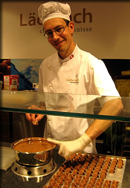 Swiss chocolatiers: best destinations for chocolate lovers.