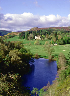 The Scottish Highlands is home of the Aigas Field Centre for educational nature holidays.