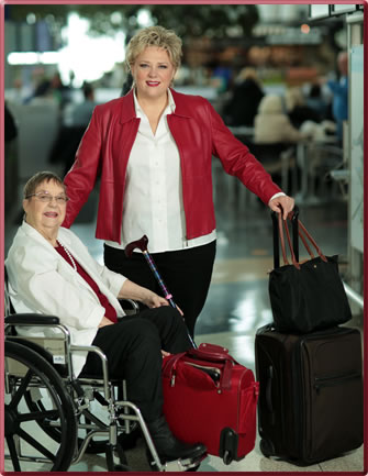 Travel with aging parents, tips for traveling with seniors