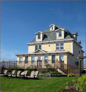 Auberge Chez Denis a Francois, Les Iles de la Madeleine, Quebec Magdalen Islands travel.