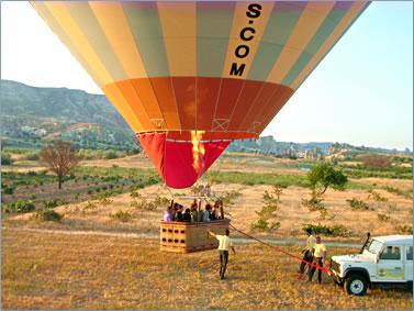 Cappadocia, Turkey: Amazing Photos on a Balloon Ride.
