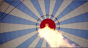 Cappadocia ballooning in Turkey, Alison Gardner and ElderTreks.