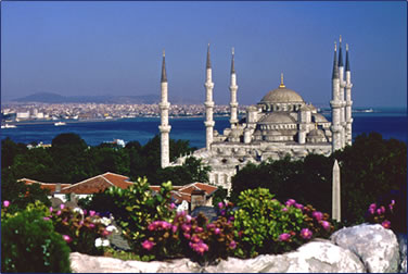 Blue Mosque, Istanbul, Turkey: Cultural Tourism in the Historic Queen of Cities.