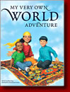 Book review of My Very Own World Adventure travel book.