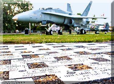 Royal Canadian Air Force museum at Trenton, Ontario.