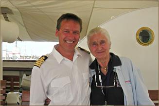 Sail Training for Seniors aboard Tall Ships.