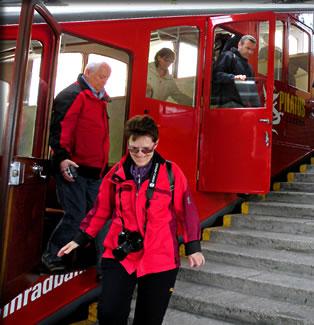 Article about Switzerland Travel: Amazing Rail, Gondola and Train Journeys.