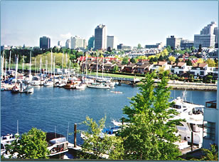 Granville Island has some of Vancouver's best festivals.