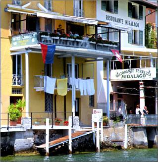 Giandra, Switzerland, towns and lakes of Ticino.