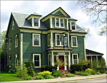 Garrison House Inn, Nova Scotia country inns, Evangeline Trail, Evangeline Trail accommodation, Nova Scotia Association of Country Inns.