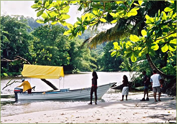 Trinidad Accommodation: Hotels, Country Inns, Guest Houses, Cultural Cuisine.