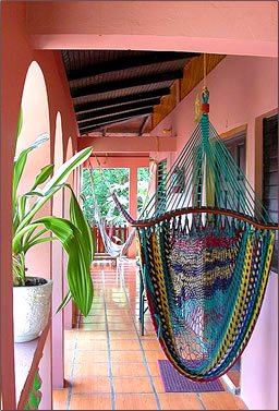 Trinidad Accommodation: Le Grande Almandier, Country inn and Cultural Cuisine.