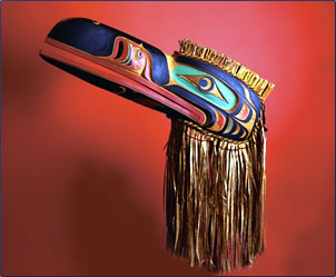 Listel Vancouver Hotel and the Museum of Anthropology showcase west coast native art in guest rooms and public areas.