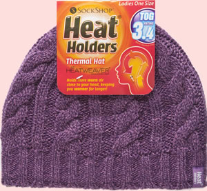 Heat Holders Thermal Hat.