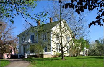 Hillsdale House Inn, Nova Scotia country inns, Evangeline Trail, Evangeline Trail accommodation, Nova Scotia Association of Country Inns.