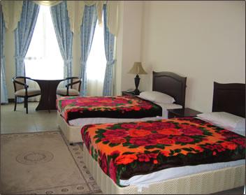 Oman tourist accommodations, Oman travel, Muscat accommodations.