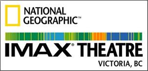 IMAX Victoria logo.