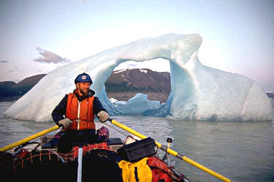 Nahanni River Adventures article by Darrell Hookey.