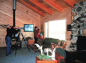 Polar Bear lodge, Seal River lodge, Canadian Arctic for polar bear watching.