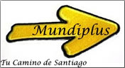 Viajes Mundiplus logo.
