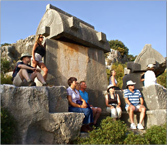 Turkish food and wine: Turkey culture and archaeology travel.