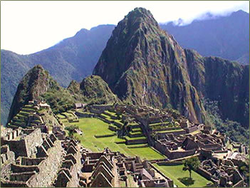 Peru's Machu Picchu is one of the world's top spiritual travel destinations.S