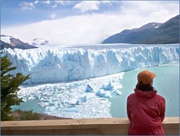 Moreno Glacier, Southern Patagonian Ice Field.