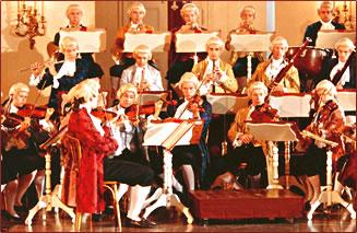 Vienna Mozart Orchestra, Vienna, Austria.