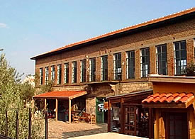 Turkey's only olive oil museum, tracing its history, production and uses; Adatepe Olive Oil Museum is an exciting example of agri-tourism.