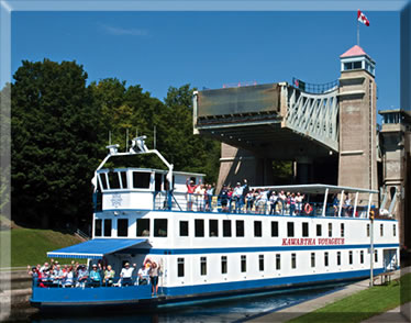 Ontario Waterway Cruises offers heritage small-ship lake, river and canal cruises.