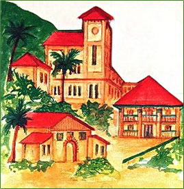 Pax Guest House Trinidad is an historic accommodation.