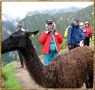 Hiking around Machu Picchu, Peru: long term travel tips and strategies.