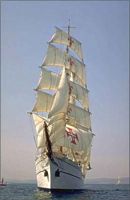 Worldwide Sail Training International for Seniors Aboard Tall Ships.