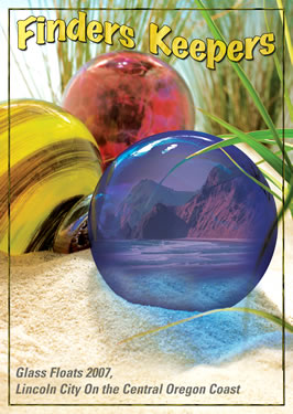 Oregon Coast Glass Blowing, glass balls and beachcombing.
