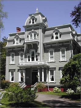 Queen Anne Inn, Nova Scotia country inns, Evangeline Trail, Evangeline Trail accommodation, Nova Scotia Association of Country Inns.